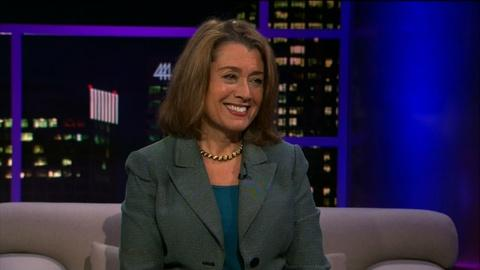 Tavis Smiley -- Dir., Public Citizen's Global Trade Watch Lori Wallach