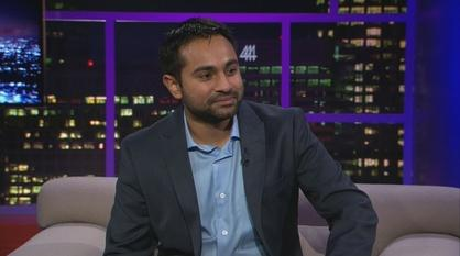 Tavis Smiley -- Jacobin Editor Bhaskar Sunkara
