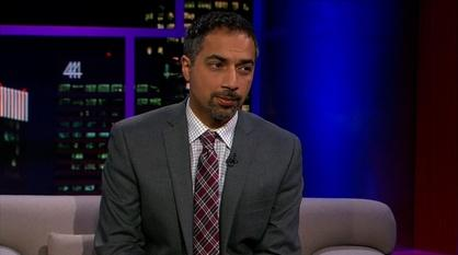 Tavis Smiley -- Author Trita Parsi