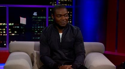 Tavis Smiley -- Actor; Producer David Oyelowo