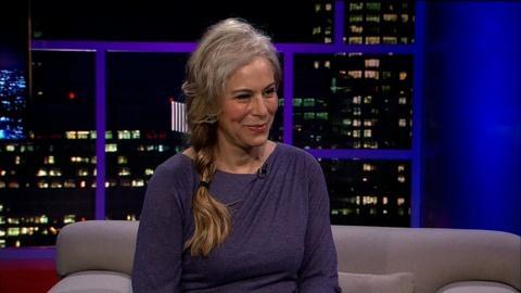Tavis Smiley -- Actress Jane Kaczmarek