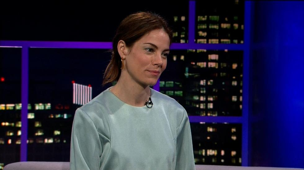 Actress Michelle Monaghan image