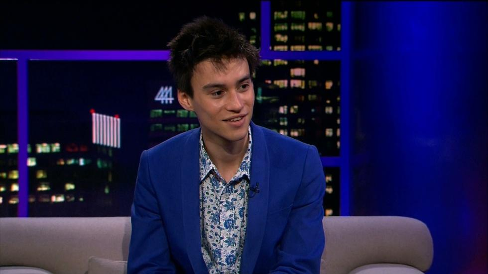 Grammy Winning Performer Jacob Collier image