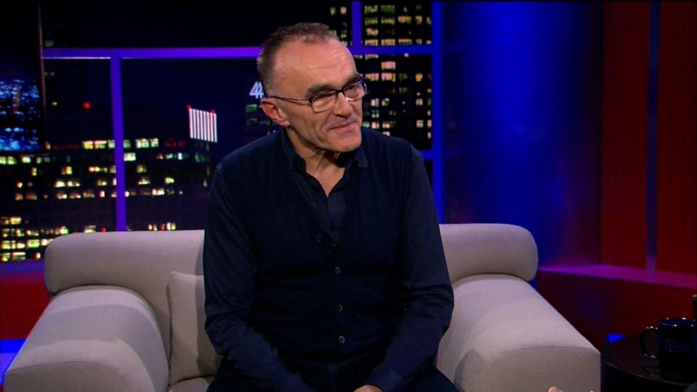 Academy Award-Winning Filmmaker and Director Danny Boyle image