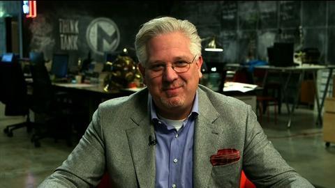 Tavis Smiley -- Author and Political Commentator Glenn Beck