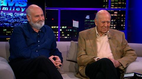 Tavis Smiley -- Legendary Father and Son Filmmakers Carl and Rob Reiner