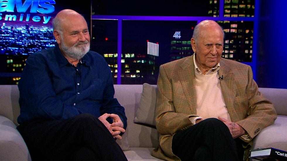 Legendary Father and Son Filmmakers Carl and Rob Reiner image