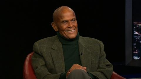 Tavis Smiley -- Artist and Activist Harry Belafonte