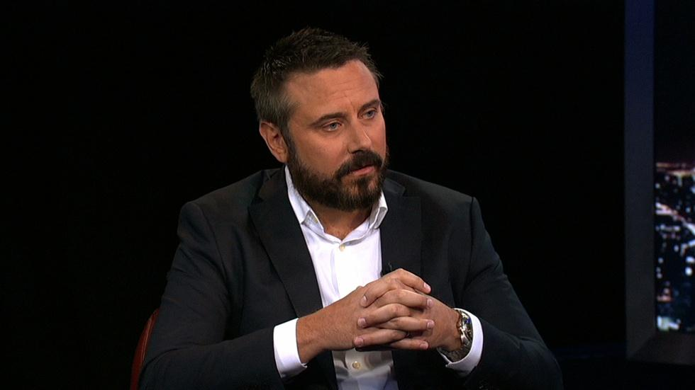Investigative Reporter Jeremy Scahill image