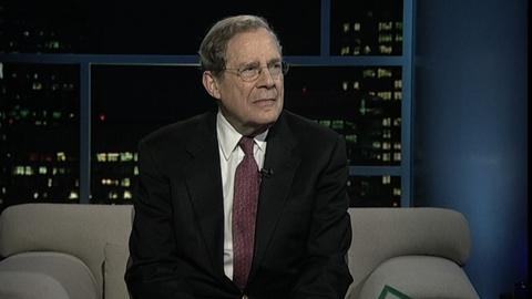 Tavis Smiley -- Law professor Peter Edelman
