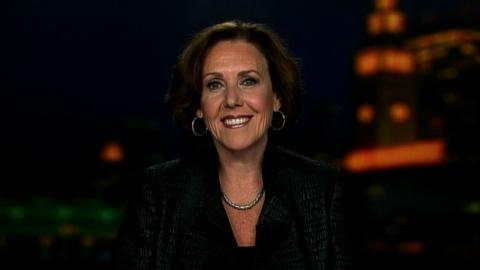 Tavis Smiley -- Writer Joan Walsh