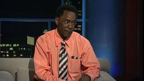 Tavis Smiley -- Actor Dwight Henry