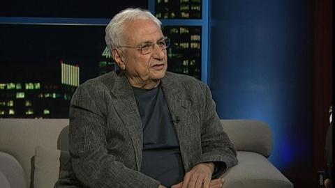 Tavis Smiley -- Architect Frank Gehry – Part 1