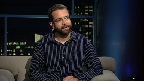 Tavis Smiley -- War vet-writer Brian Castner