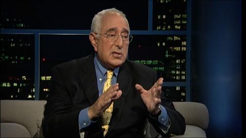 Tavis Smiley -- Economist Ben Stein