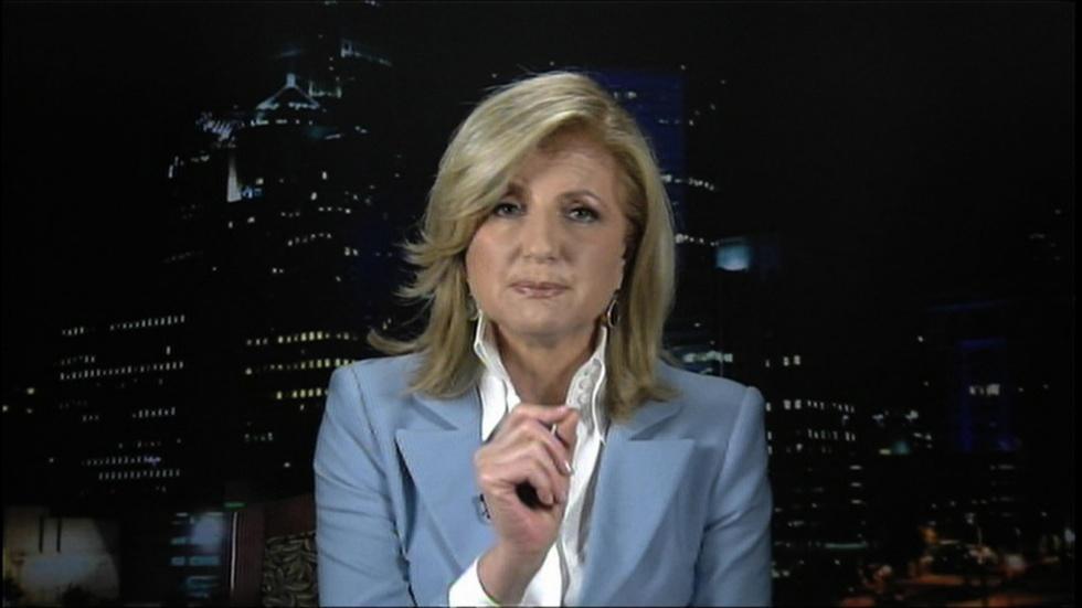 Commentator Arianna Huffington image