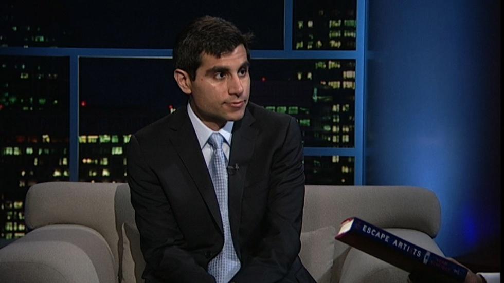 Journalist Noam Scheiber image