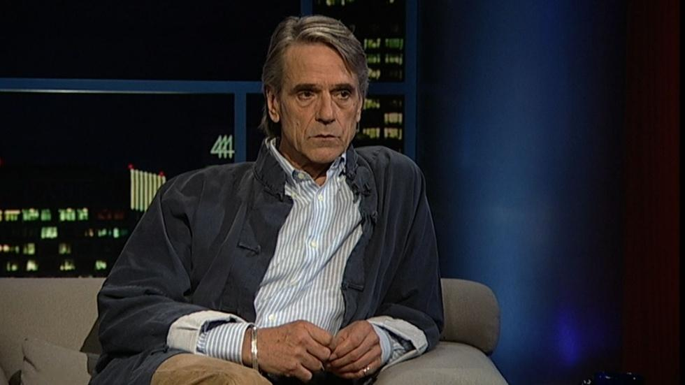 Actor Jeremy Irons image