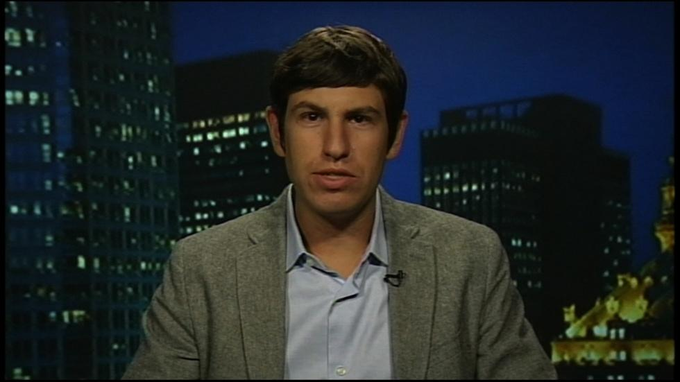 Political journalist Ari Berman image