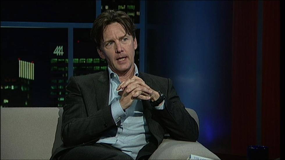 Actor-writer Andrew McCarthy image