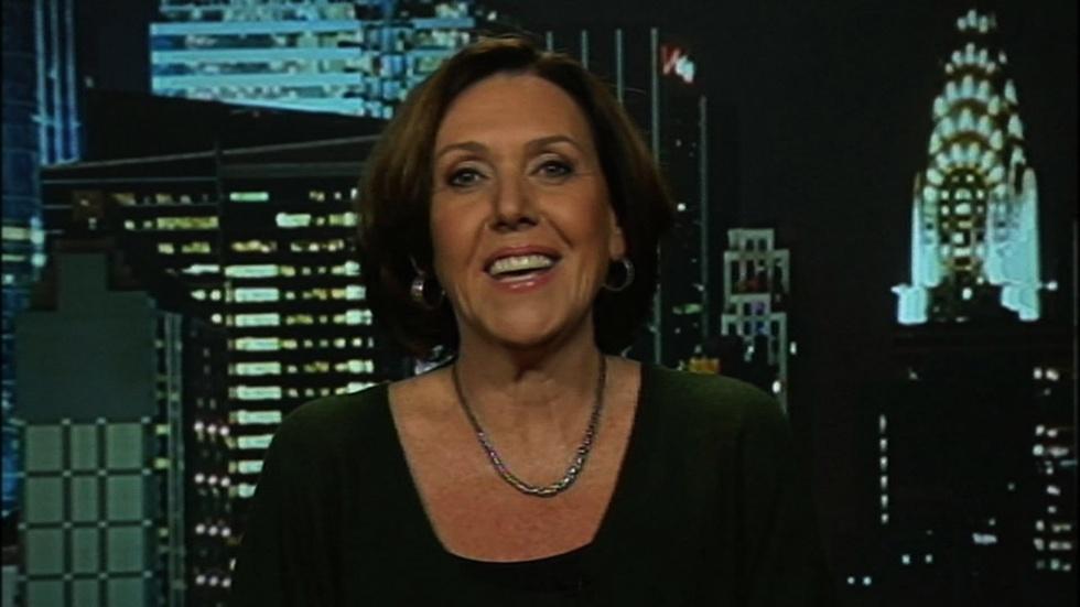 Writer Joan Walsh image