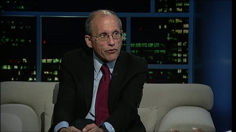 Journalist Adam Nagourney image