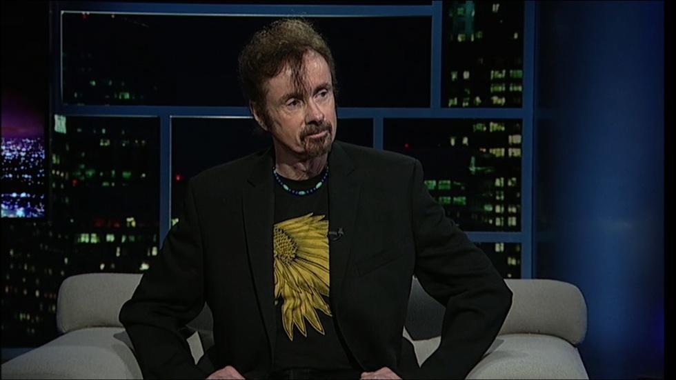 Writer T.C. Boyle image