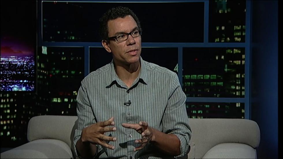 Documentary filmmaker Peter Nicks image
