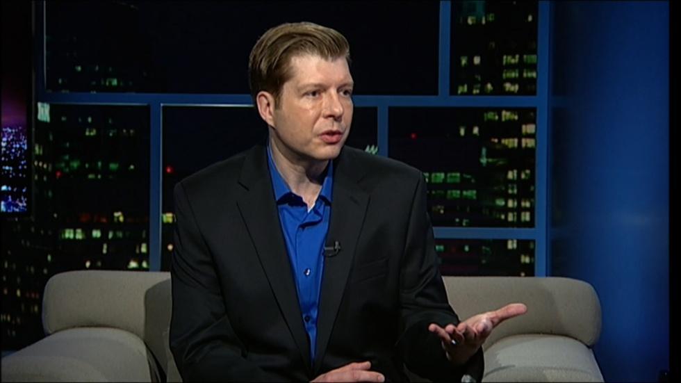 Radio show host Fernando Espuelas image