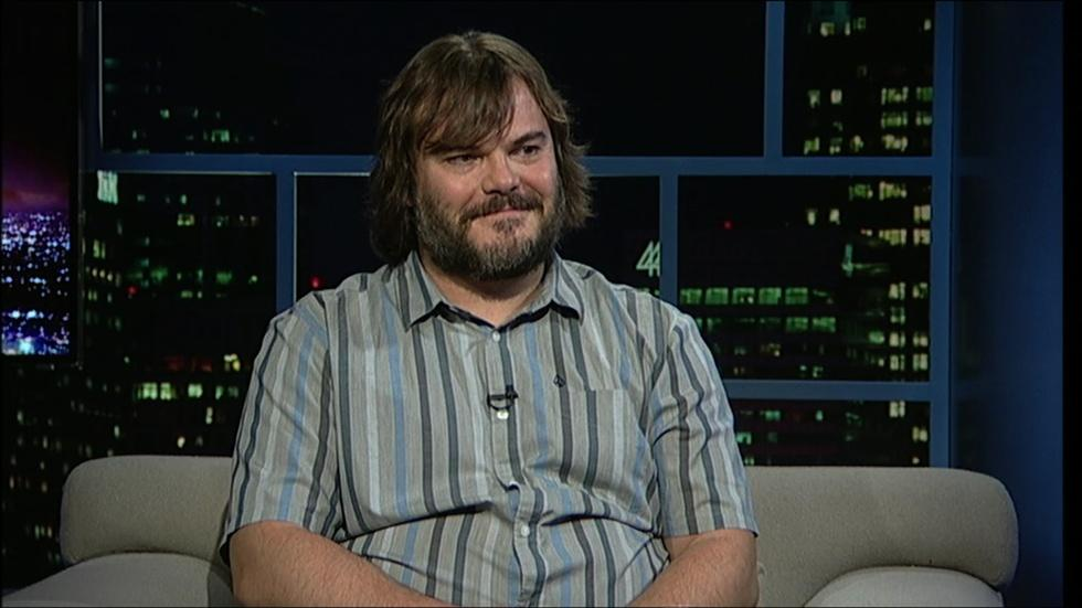 Actor Jack Black image