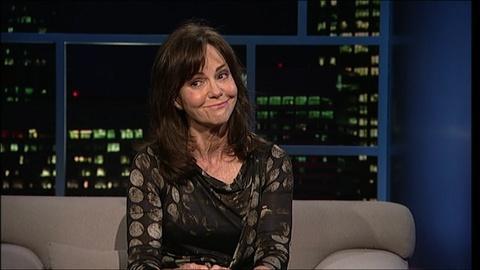 Tavis Smiley -- Actress Sally Field, Part 1