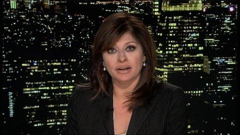 Tavis Smiley -- CNBC's Maria Bartiromo