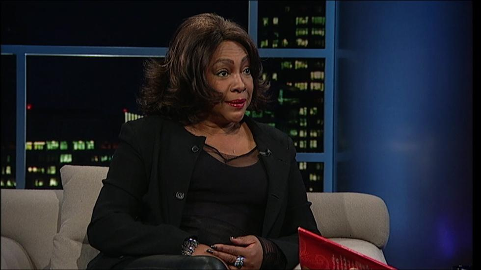 The Supremes' co-founder Mary Wilson image