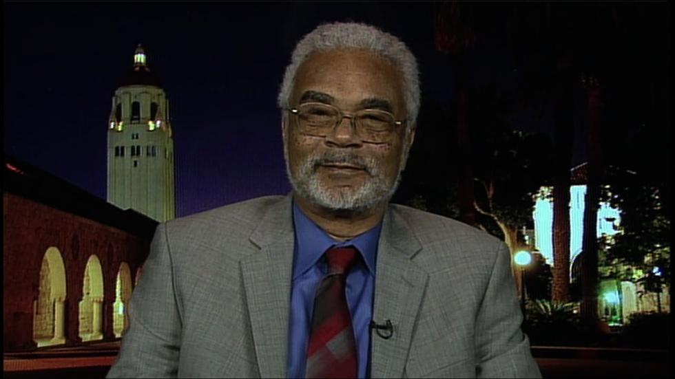 Historian Clayborne Carson image