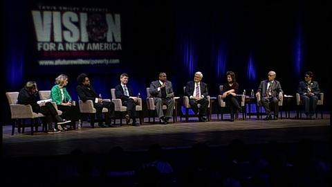 Tavis Smiley -- Vision for a New America' panel discussion - Part 4