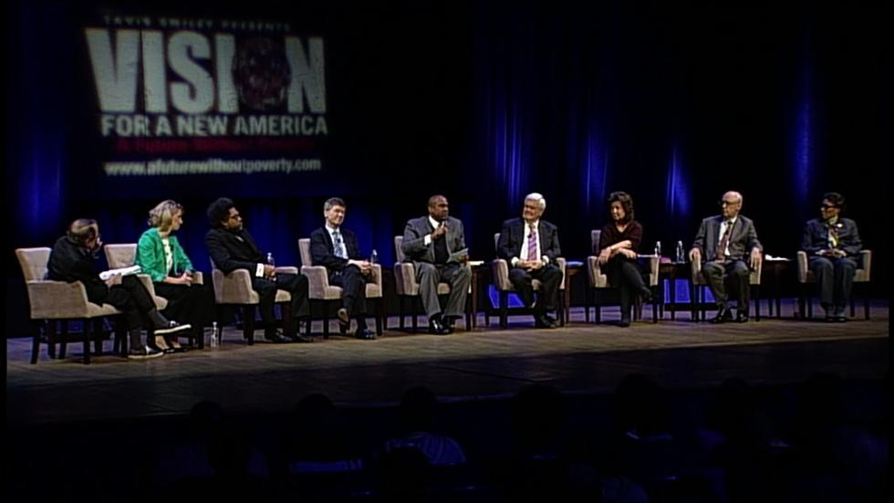Vision for a New America' panel discussion - Part 4 image