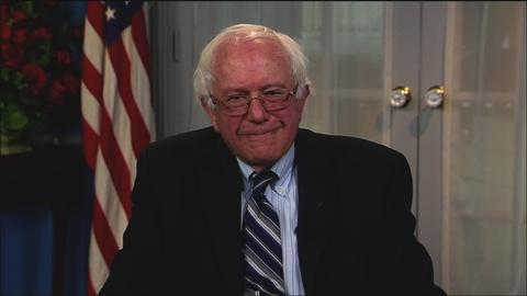Tavis Smiley -- Sen.Bernie Sanders