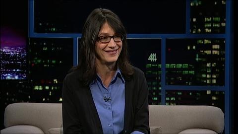 Tavis Smiley -- Writer Amy Wilentz