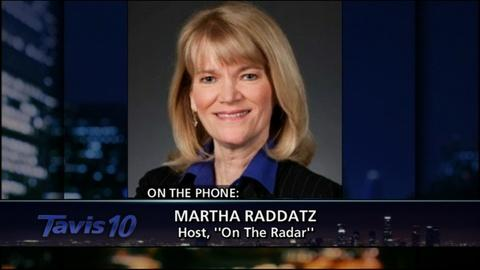 Tavis Smiley -- ABC News' Martha Raddatz
