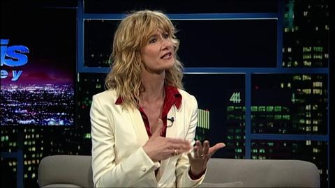 Tavis Smiley -- Actress Laura Dern: February 15th, 2013