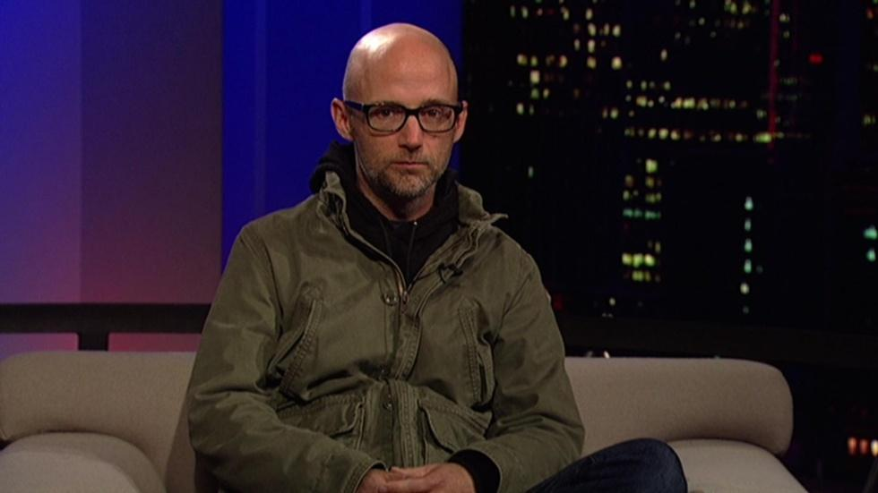 Musician Moby image