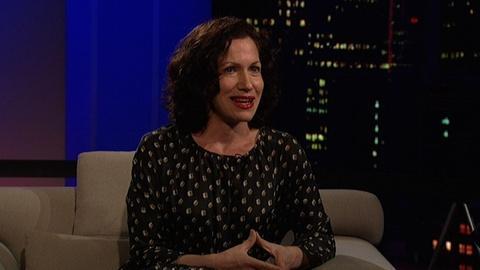 Tavis Smiley -- Journalist Amy Waldman