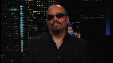 Tavis Smiley -- Web Exclusive: Rapper-Actor Ice-T