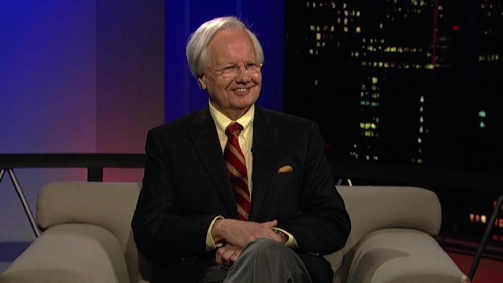 Journalist Bill Moyers image