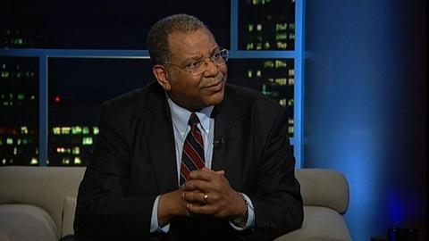Tavis Smiley -- Cancer expert Dr. Otis Webb Brawley