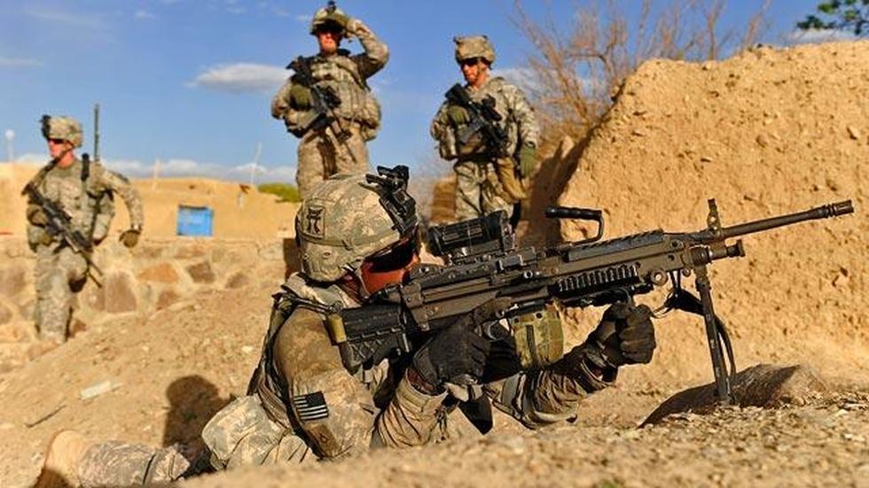 Secy. Clinton on Afghanistan vs. Vietnam image