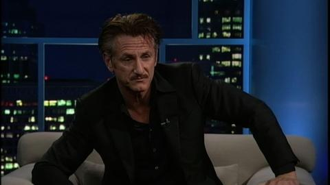 Tavis Smiley -- Actor-activist Sean Penn, Part 2