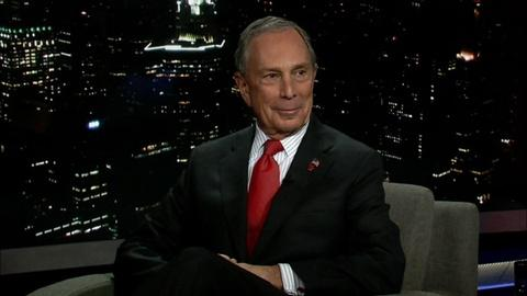 Tavis Smiley -- New York Mayor Michael Bloomberg