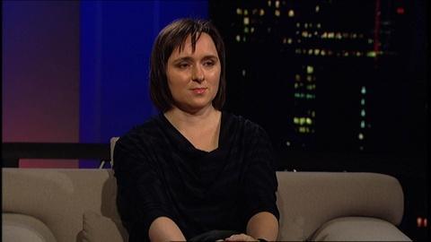 Tavis Smiley -- Author Sarah Vowell