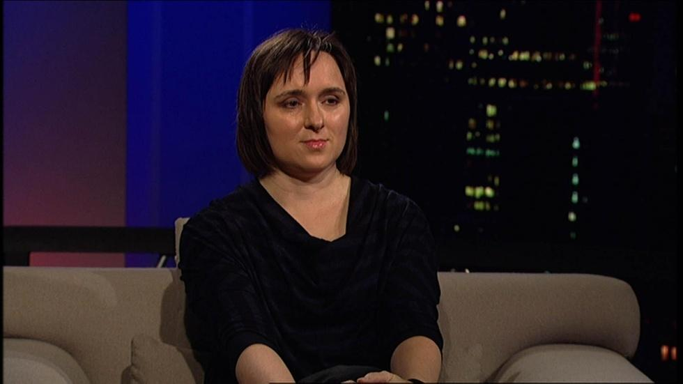 Author Sarah Vowell image